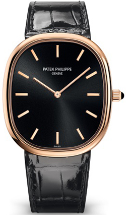 Patek Philippe 5738R Golden Ellipse - self-winding.