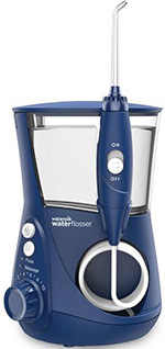 Waterpik Oral Classic Blue Aquarius Professional Water Flosser: US$79.99.