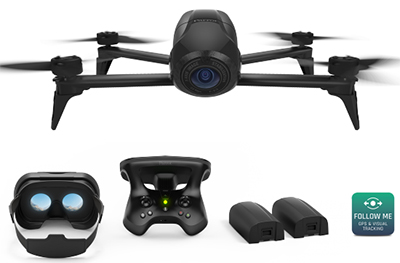 Parrot Bebop 2 Power Xtreme Adventure drone: US$793.88.