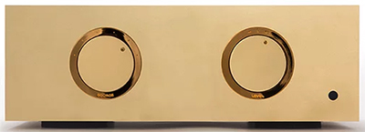 The Bespoke Audio Company preamplifier.