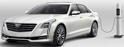 Cadillac CT6 Plug-In 2018.