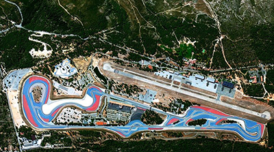 Circuit Paul Ricard, 2760 Route des Hauts du Camp, RDN8, 83330 Le Castellet (near Marseille), France.