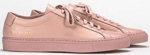 Common Projects women's sneakers.