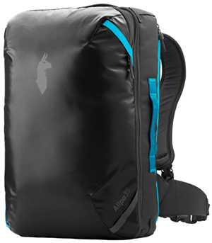 Cotopaxi Allpa 35L Travel Pack: US$199.95.
