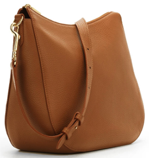 Cuyana Small Hobo Bag: US$195.