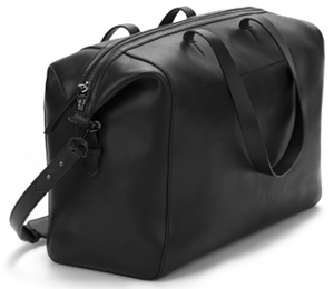 Cuyana Le Sud Leather Weekender: US$395.