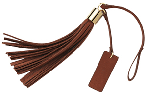 Cuyana Leather Bag Tassel: US$35.
