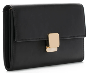 Cuyana Envelope Wallet: US$170.