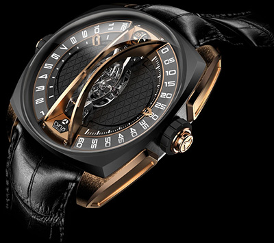 Cyrus Kelpcys Vertical Tourbillon.