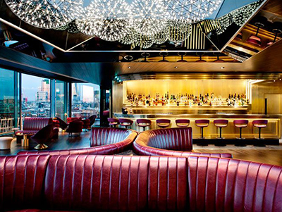 Dandelyan at Mondrian Hotel, 20 Upper Ground, London SE1 9PD, U.K.