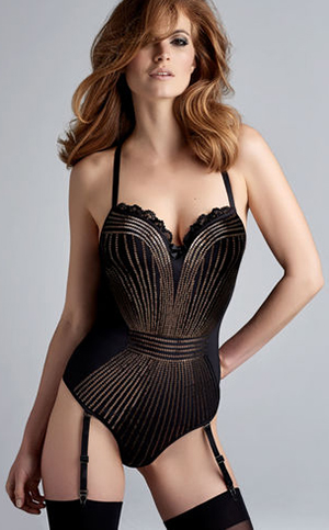 Marlies | Dekkers hollywood glam plunge balcony body: US$319.