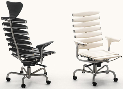 de Sede DS-2100 chairs.