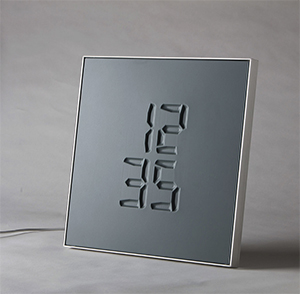 Edge Clock: US$1,950.