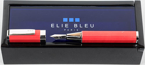 Elie Bleu fountain pen.