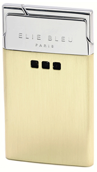Elie Bleu Pocket Lighter Delgado Satin 2 Tone Finish: €146.