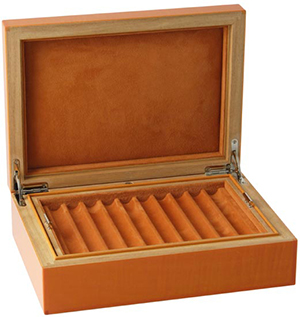 Elie Bleu Orange Box For 20 Pens Fruit Collection: €1,510.
