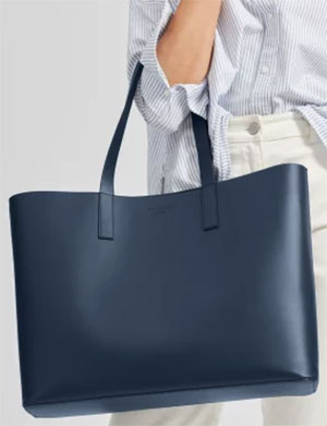 Everlane The Day Market Tote: US$165.