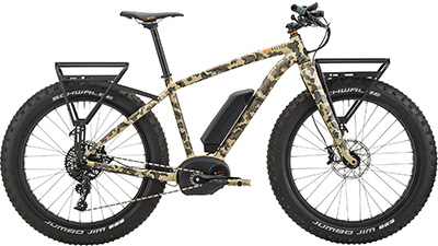 Felt Electric MTB Fat Tire Outfitter bike: US$5,499.