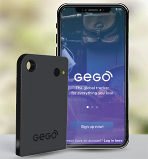 GEGO Global Smart Tracker: US$99.95.