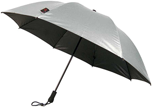 Gossamer Gear Liteflex Hiking (Chrome) Umbrella: US$39.