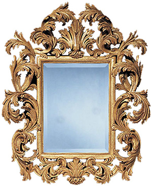 Nicholas Haslam Ltd Firenze Mirror.