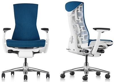 Herman Miller Embody Chair.