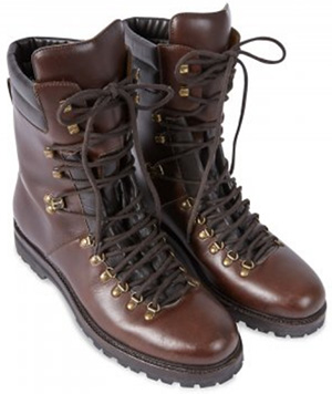 Holland & Holland Men's Walking Boots: £1,150.