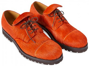 Holland & Holland Women's 'Pony' Walking Shoes: £650.