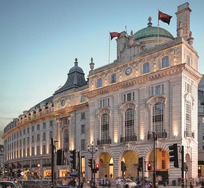 Hotel Café Royal, 68 Regent Street, London W1B 4DY, U.K.