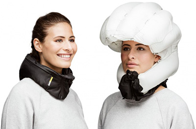 Hövding 2.0 - Airbag for urban cyclists: €299.