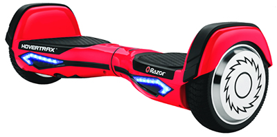 Razor Hovertrax 2.0: US$459.99.