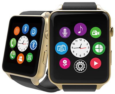 Hyundai Mobile Pulse smart watches.