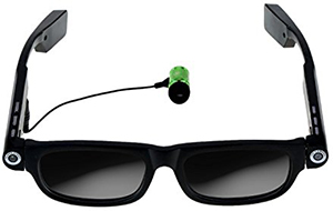ICE Theia smart glasses.