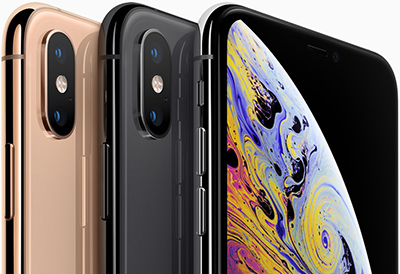 Comparing the iPhone Xs, iPhone Xs Max & iPhone Xr.