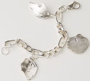 Joseph The Found Talisman Bracelet: £1,345.