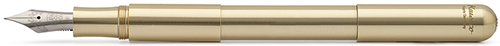 Kaweco SUPRA Fountain Pen (Eco-) Brass.