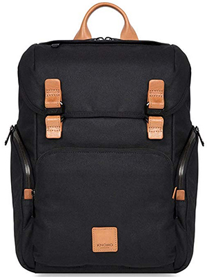 Knomo Fulham Livefree 15.6-inch Backpack - Black: US$269.