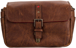 Leica ONA Bowery Camera Bag: US$315.