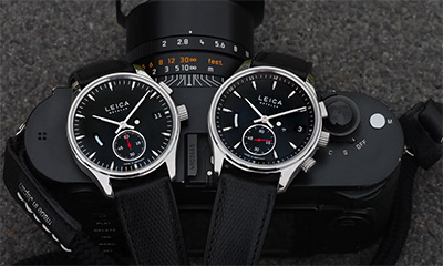 Leica L1 & L2 watches.