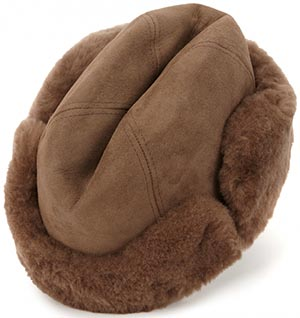 Lock & Co. Vermont sheepskin hat: £265.
