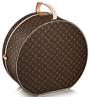 Louis Vuitton Monogram Hat Box 50 M23622: US$4,100.