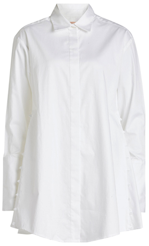 Maggie Marilyn Lean on Me Women's Shirt Dress.