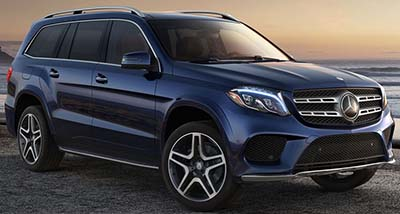 Top 25 best high end suv brands 2018 for Mercedes benz high end suv