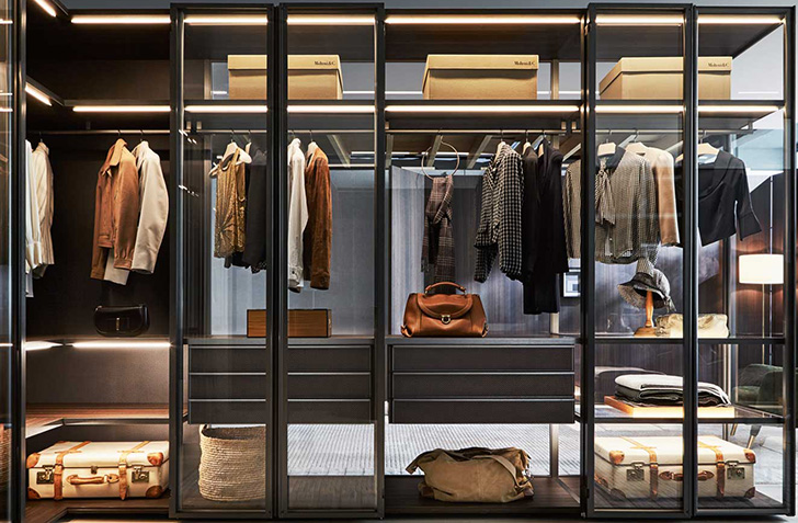 Luxury Closets Wardrobes Brands
