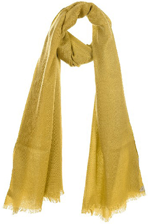 Newman Men's scarf in cashmere: US$59.
