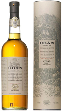 Oban 14 Years Old.