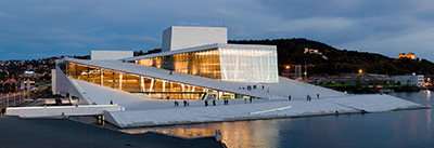Oslo Opera House, Kirsten Flagstads Plass 1, 0150 Oslo, Norway. Photo by: Rafał Konieczny.