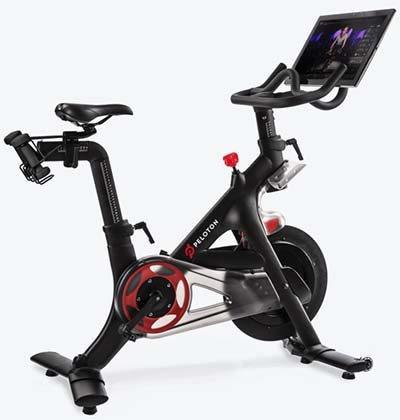Peloton Bike: US$1,995.
