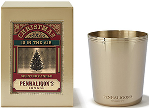 Penhaligon's 'Christmas Is In The Air' scented candle: £58.