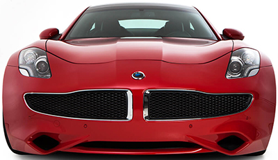 Karma Automotive Revero (2018).